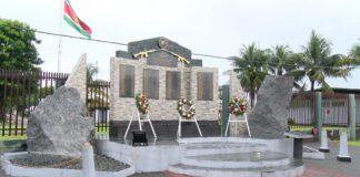 Dag van Nationale Rouw en Verzoening in Suriname