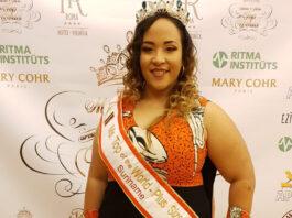 Zangeres Evita Tjon A Ten gaat Suriname vertegenwoordigen in Oekraïne