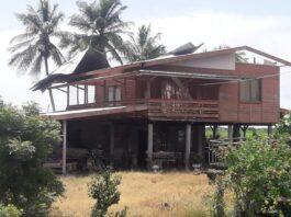 Woningen in Nickerie getroffen door rukwinden