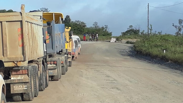 Toegang tot Iamgold in Suriname geblokkeerd?