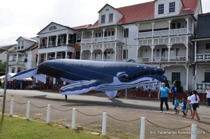 Ook aandacht voor Wereld Oceanen Dag in Suriname