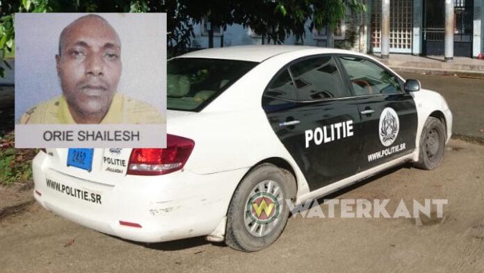 Voortvluchtige gevangene aangehouden door politie