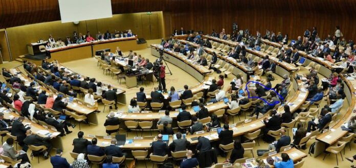 Suriname op World Health Assembly meeting in Zwitserland