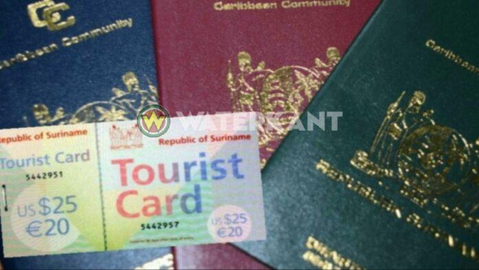 Nu ook iDEAL betaling mogelijk bij aanvraag E-Visum en E-toeristenkaart Suriname