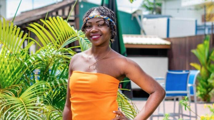 19 jarige Vhy- Shelta Toto uitgeroepen tot 'Sa Ndyuka Uma'