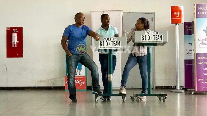 Opnieuw lid van Surinaamse band op vliegveld aangehouden om drugs
