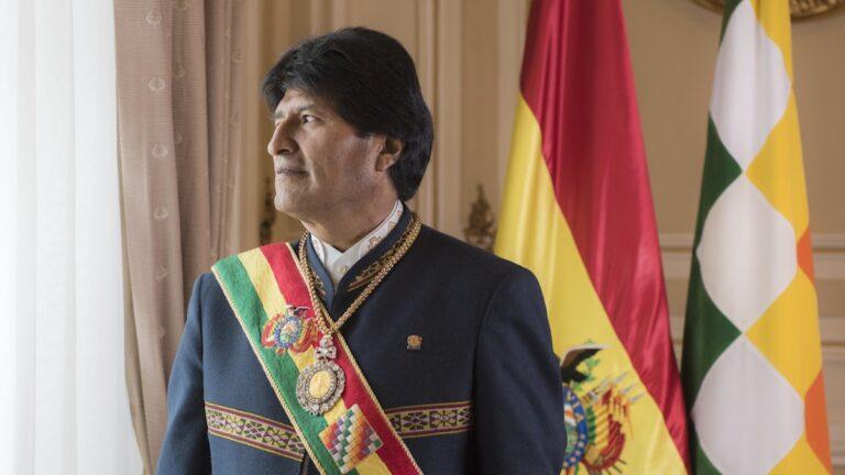 Boliviaanse president Evo Morales brengt kort bezoek aan Suriname
