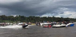 Party's op Surinamerivier worden aan banden gelegd