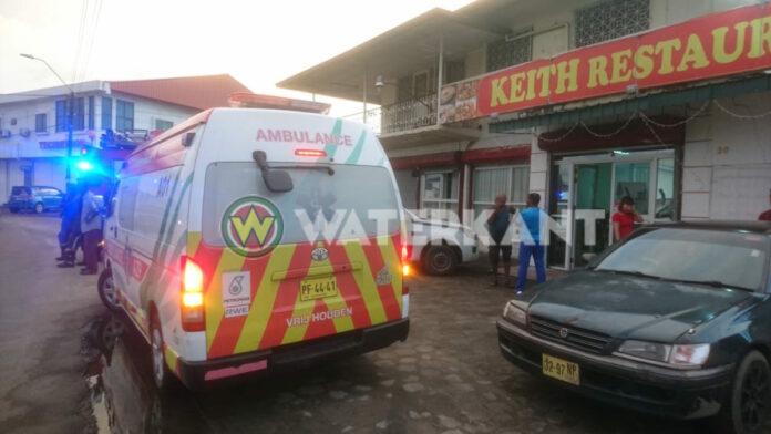 Gewonden na explosie bij restaurant in Suriname