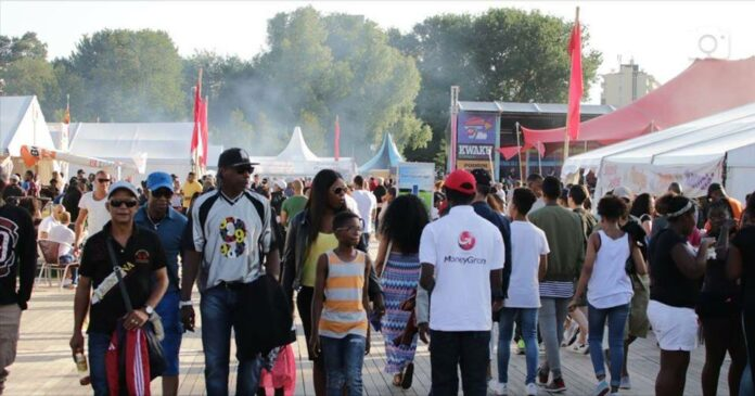 Jaarlijks Kwaku festival in Amsterdam vandaag van start