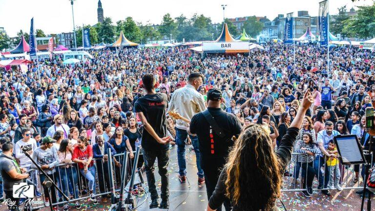 Suriname Festival eind augustus 3 dagen in Den Haag
