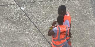 Vrouw (49) probeert 3.750 gram cocaïne uit Suriname te smokkelen