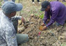Bewoners Apoera krijgen ondersteuning