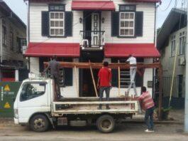 Illegale bouwsels op bermen nog steeds een probleem