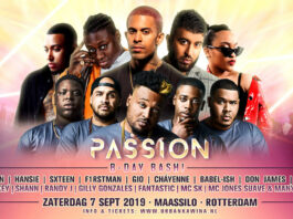 Passion Birthday Bash op 7 september in de Maassilo Rotterdam