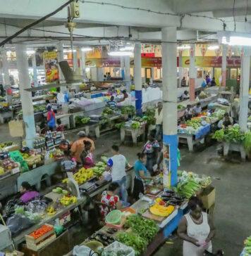 Centrale Markt Suriname week dicht voor grote schoonmaak