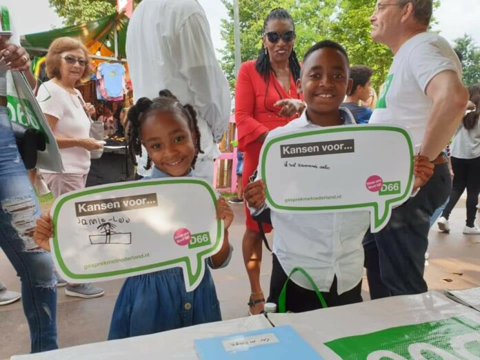 D66 Amsterdam-Zuidoost wil Kwakufestival behouden
