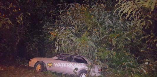 Dode bij eenzijdig verkeersongeval te Wanica