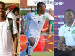 Drie Surinaamse voetballers in Nederland achtergebleven voor Europese transfer