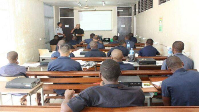 gedetineerden krijgen ICT training