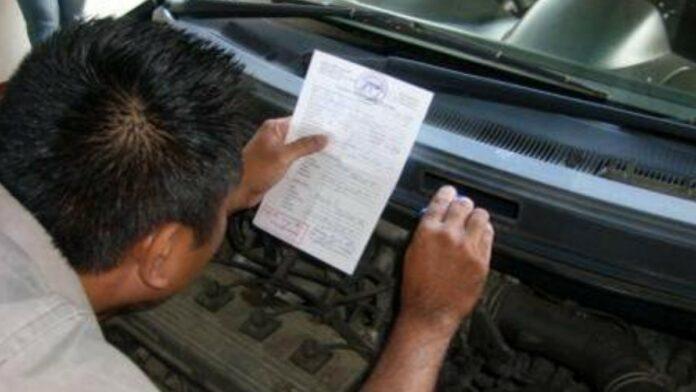 keuring voertuig