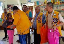 Lions project voor scholen in Suriname