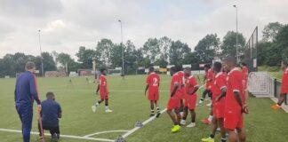 Nationaal voetbalteam van Suriname op jacht naar wereldfaam