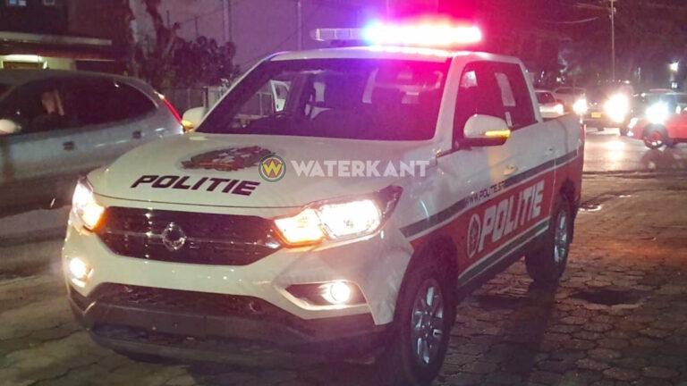 Criminelen maken duizenden SRD's buit bij Roopram Latourweg