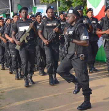Geen sollicitatie oproep van Korps Politie Suriname