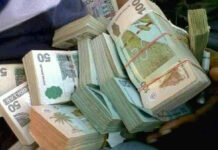 Surinaams geld srd Suriname