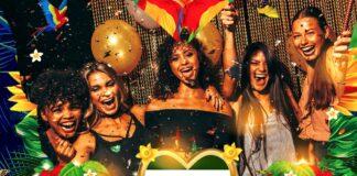 Afterparty Suriname festival op zaterdag 31 augustus