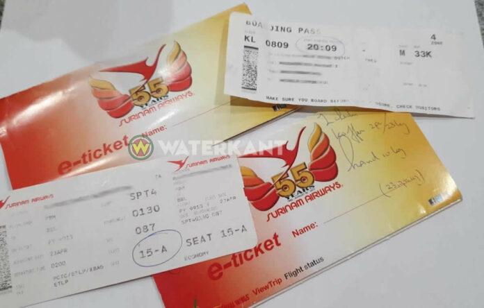 Reisbureau ontkent verspreiden bericht over artiesten met ticketschuld