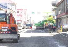 Rehabilitatie vierde sectie van Zwartenhovenbrugstraat in volle gang