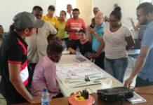 GAP-training voor landbouwers district Saramacca
