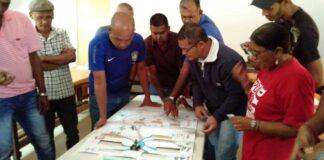 Landbouwers Houttuin en omgeving krijgen GAP-training