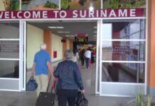 Geen controle op ziektes bij inkomende passagiers op luchthaven Suriname