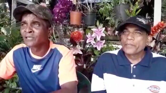 VIDEO: Actievoerders dreigen Henar brug in Nickerie te barricaderen