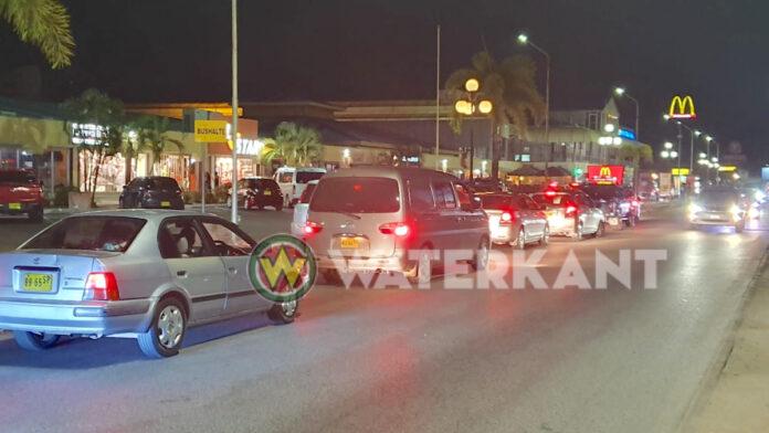 Ondanks waarschuwing politie nog steeds problemen bij drive-thru