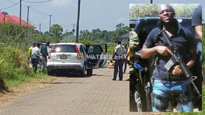 Vermoorde man werkzaam bij inlichtingen en veiligheidsdienst Suriname