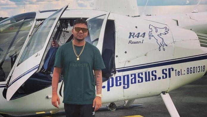 DJ Dyna komend weekend twee keer te zien in Suriname