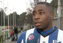 Oud-profvoetballer Kelvin Maynard geliquideerd in Amsterdam-Zuidoost