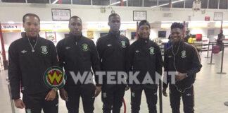 Natio Suriname met vol vertrouwen naar winst op Dominica