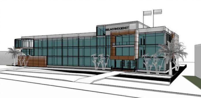 Zo komt het nieuwe gebouw van de douane in Suriname eruit te zien