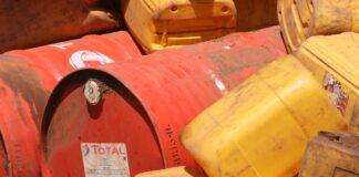 Twee bewakers aangehouden voor diefstal 14.000 liter brandstof te Henar