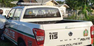 politie-op-locatie-suriname