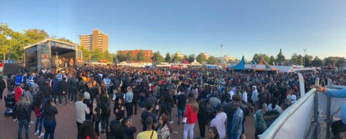Zesde editie Suriname Festival grandioos succes