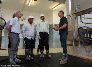 'Suriname kan leren van landbouwtechnologie Israël'
