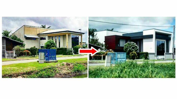 Architect in Suriname renoveert woning en het resultaat is verbluffend