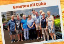 TV: Acht Nederlandse hoogbejaarden op bezoek in Suriname