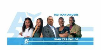 Nieuwe Surinaamse politieke partij A20 wil herstel relatie met Nederland